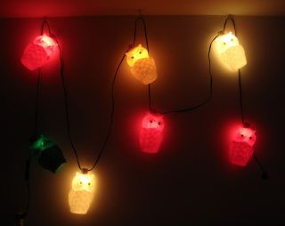 Noma Party String Lights : Sunflower Light String Patio Camper RV Light String