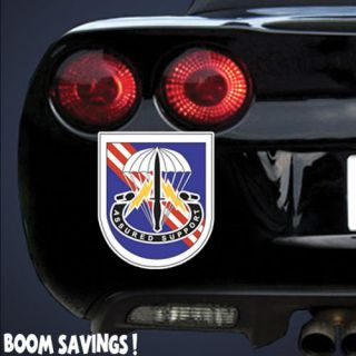 Special Operations Support Command w DUI 6 Magnet Buy3 Get1