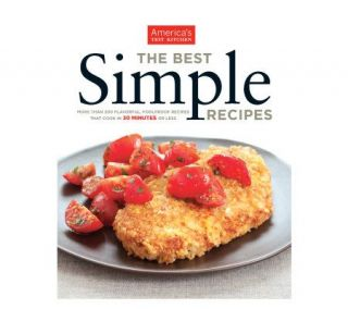 The Best Simple Recipes by Americas Test Kitchen —