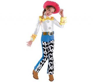Toy Story 2   Jessie Deluxe Child Costume —