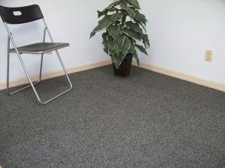 Commercial Carpet Tile Style Gym Color Graphite