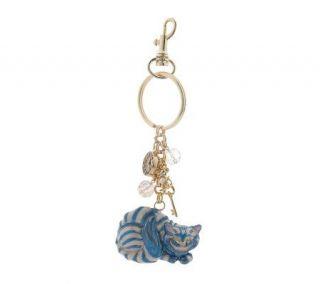 Kirks Folly Cheshire Cat Key Chain/Charmer   J107556