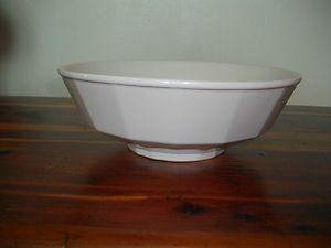 Heritage White Pattern Large Serving Bowl Pfaltzgraff