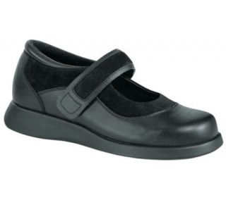 Drew Womens Martina Leather Mary Jane with Removable Insoles