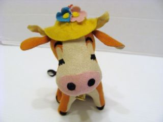 Pets Clarabelle 45975 Stuffed Animal Cow Plush Toy Doll 8 Inch