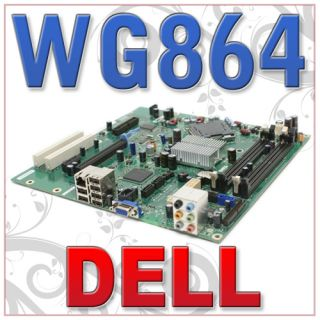 Genuine Dell WG864 P4 Motherboard for Dimension 5200 E520 Systems