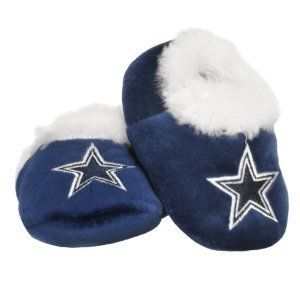 Dallas Cowboys NFL Football Baby Bootie Slippers Shoes Apparel Choose