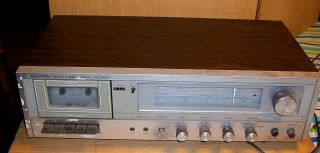 Craig H400 Am FM Cassette Stereo Player Parts Vintage