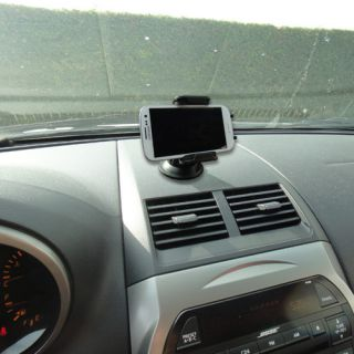 Car Mount Holder Samsung Galaxy S3 SIII i9300 GPS iPhone 5 5th 4S iPod