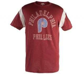 MLB Philadelphia Phillies Scrum Chopblock T Shirt —