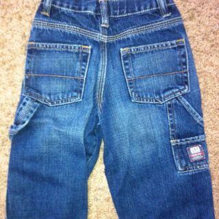 Boys Gap Denim Jeans Size 2T Comfort Fit Excellent Cond