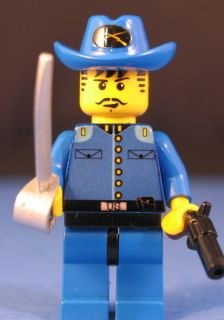 Lego® Brick Custom Civil War Union Infantry Lieutenant