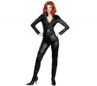The Avengers Black Widow Adult Plus Costume —