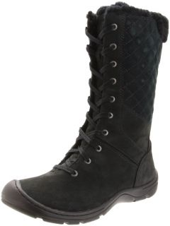 Keen Womens Crested Butte High Boots Fashionable Winter Snow Boots in