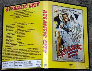 Atlantic City DVD Constance Moore Brad Taylor