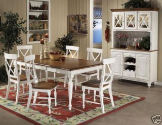 White Kitchen Table Set dining table sets - wooden dining room chairs