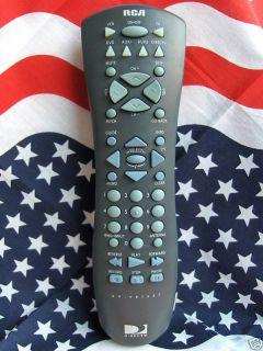 RCA Universal TV DVD VCRV Remote Control