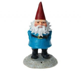 Travelocity Talking Garden Gnome —