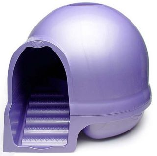 booda dome step cat litter box iris booda dome step cat litter box