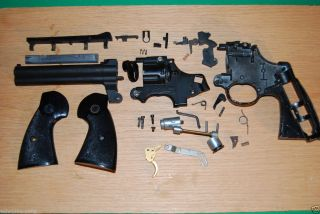 Crosman Model 357 Air Pellet Pistol Parts Some Parts Compatible w