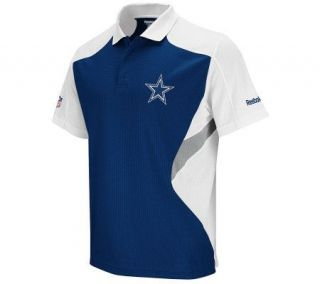 NFL Dallas Cowboys Sideline Standout Team Polo —