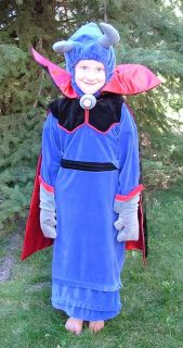 Toy Story EMPEROR ZURG costume boys M 7 8 halloween