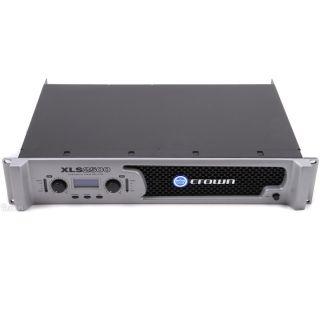 Crown Audio XLS 2500 2400W PA Power Amplifier Amp New