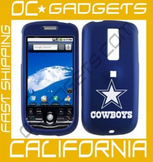 Dallas Cowboys NFL Blue Hard Cover Case HTC myTouch 3G