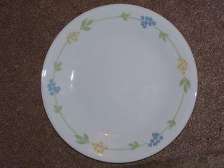 Corelle Secret Garden 6 3/4 Bread/Dessert Plates