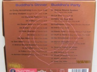 Claude Challe   Buddha Bar, Vol. 1 (CD 2003) mint