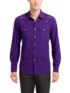Guess Craig Two Pocket Striped Shirt