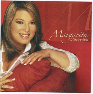 MARGARIA La diosa de la cumbia Cuidado que vengo yo WARNER 2004
