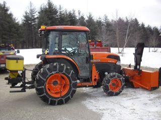 Kubota 5740 Tractor