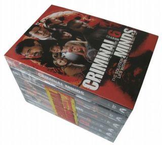 Criminal Minds Seasons 1 2 3 4 5 6 1 6 DVD New