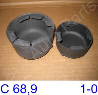 Chevy GM Trailblazer Envoy SSR Cup Holder Inserts Set of 2 C68 9 3Z