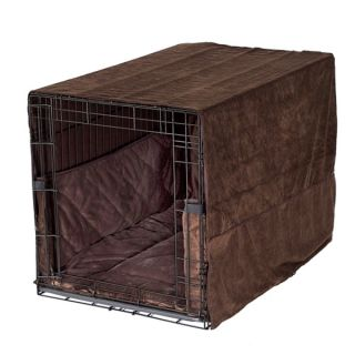 Coco 48 Dog Pet Puppy Wire Crate Training Cover Bed Bumper Pad