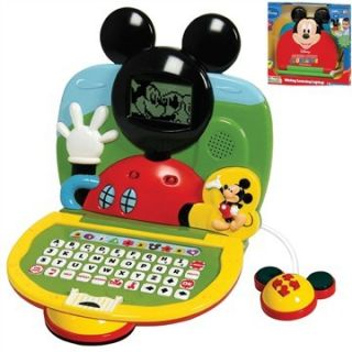 New Mickey Mouse Clubhouse Learning Laptop