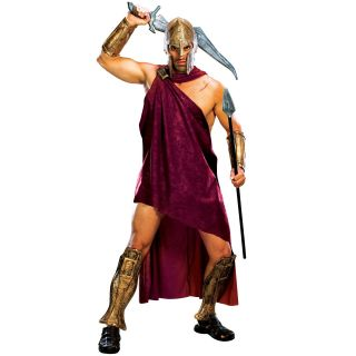 300 Movie Spartan Deluxe Greek Roman Fancy Dress Adult Costume