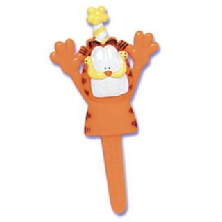 Garfield Cupcake Picks Cake Toppers Decorations 24