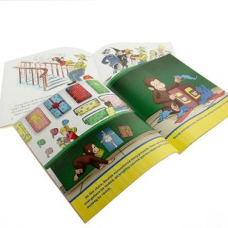 Curious George Illustrated Childrens Books Young Readers Storytime