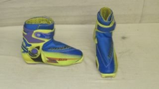 Rossignol Course Skate Cross Country Ski Boots NNN II XC Size 39 EUR