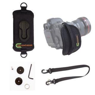 Cotton Carrier Strap Packer Strapshot Strap Shot DSLR Camera Holder