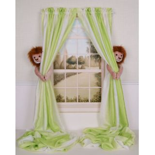CURTAIN CRITTERS BABY NURSERY JUNGLE SAFARI ZOO LION CURTAIN TIEBACK