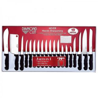 CUT CUTLERY SET Surgical Stainless Steel SHARP KNIFE Blades KNIVES