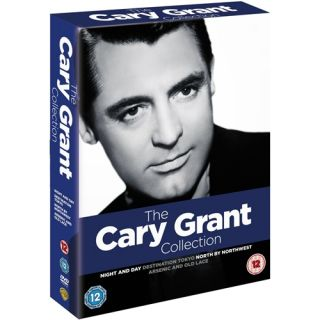 Cary Grant  Signature Collection   Box Set (4 Discs)   New DVD