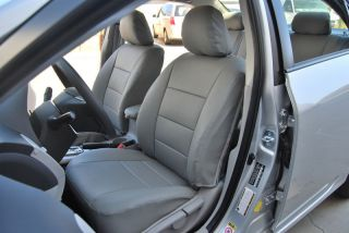 Toyota Corolla 2009 2012 s Leather Custom Seat Cover