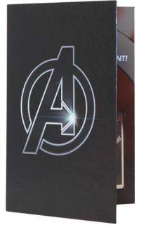 Marvel Avengers Agent Coulson Captain America Trading Card Set New