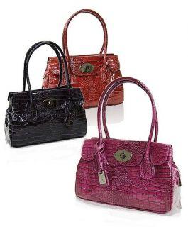 Designer Inspired Croc Fashion Handbag