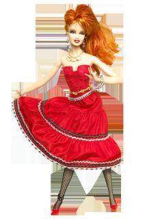 Cyndi Lauper Barbie Doll Fashion Ladies of The 80s Music Pink Label