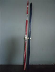 Bonna Touring Cross Country Skis 3 Pin XC Wax Base 210